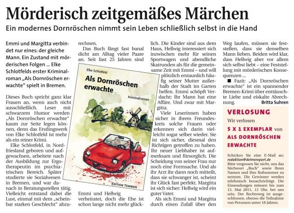 Delme Report 08.05.2011